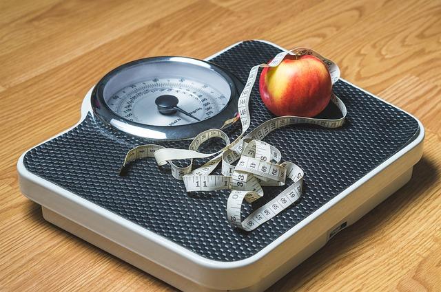 Měření váhy a obvodu